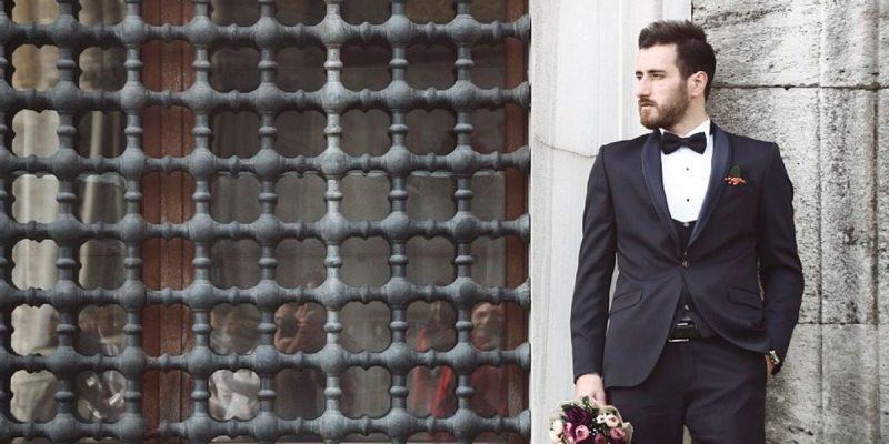 Claves para elegir el traje de novio perfecto