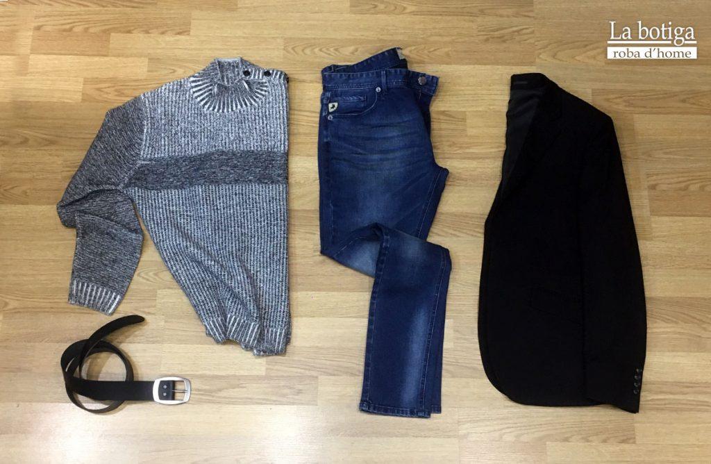 Cómo vestir en fin de año - Look n.1