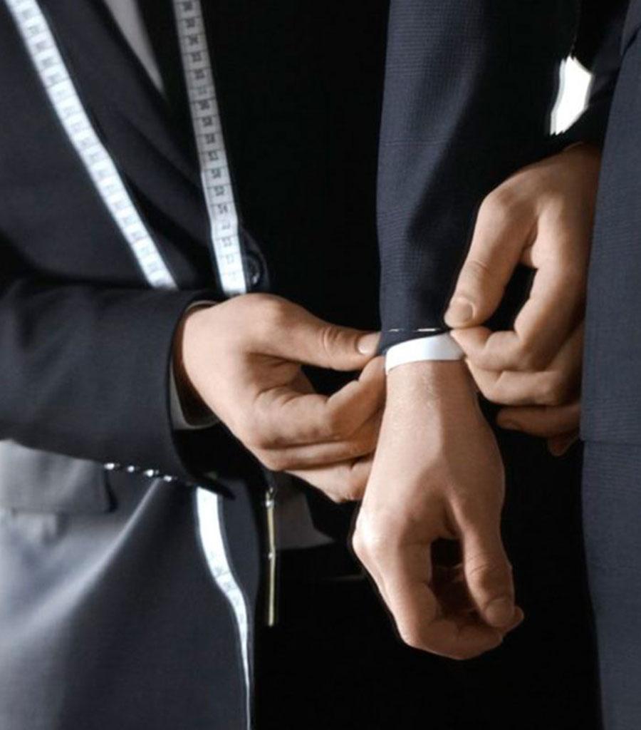 Novios XL: la guía para elegir tu traje