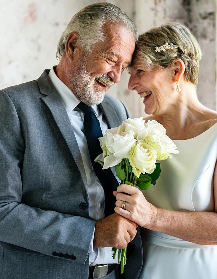 Amor y Bodas Senior